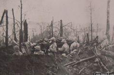 WW1, Verdun 1916, Chattancourt. Musée de L'Infanterie, Montpellier