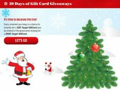 Enter To Win a $500 Target Shopping Spree or $25 Target Gift Cards