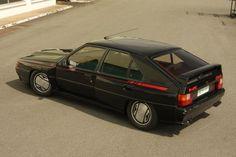 ///KarzNshit///: '86 Citroen BX 4TC