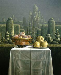 Victor Muller - Florentine garden 2009