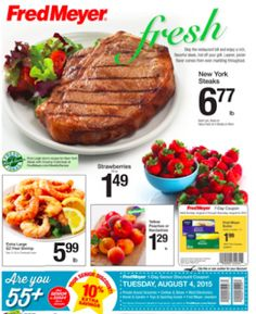 Fred Meyer Coupon Deals