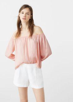 Camisas de Mujer | MANGO Costa Rica