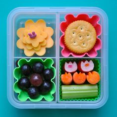 BentOnBetterLunches: Spring is NOT in the air today...