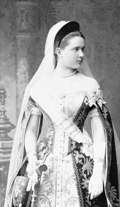 Princess Zinaida Nikolaievna Yusupova (1861–1939)