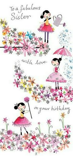 Happy Birthday Sister Wishes, Images, Quotes & Messages Happy Birthday Song Heartfelt Birthday Wishes Happy birthday sister ideas Birthday eCards for Sister Happy Birthday Little Sister, Happy Birthday Friend, Happy Birthday Funny, Happy Birthday Messages, Birthday Love, Happy Birthday Greetings, Funny Happy, Birthday Humorous, Birthday Ideas