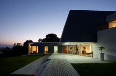 Santander House by A cero Architects