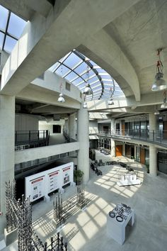 Administration Building of Tung Ho Steel Enterprise Corp. | Che Fu Chang Architects; Photo: Jeffrey Cheng | Archinect