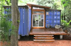 Price Street Projects.com-Savannah Project || Two Shipping Containers Turned into a Small House