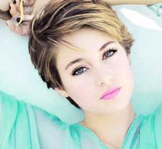 Short Blonde Haircuts for 2014-2015 | Pink and Milk