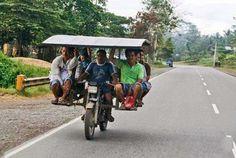 fotos de risa moto bus