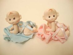 12 Baby Crawling Party Favors-nude