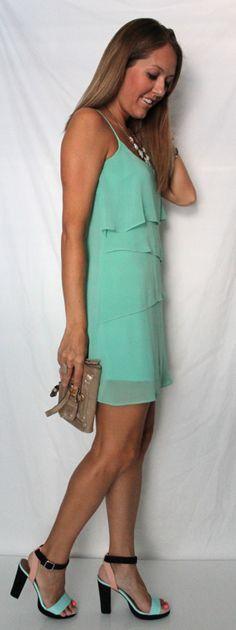 J's Everyday Fashion: Today's Everyday Fashion: mint!