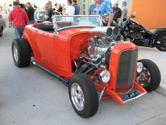 taylormademadman: Blown 32 Ford Roadster Check Out My Archives...