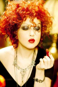 Though her style may have tamed over the years her vocal abilities have not. Cyndi Lauper is a beautiful person inside and out.