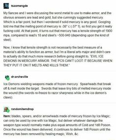 Tagged with rpg, dnd; I guess this can give some GMs a. sliver of hope against murderhobos? Writing Advice, Writing Help, Writing A Book, Writing Prompts, Writing Ideas, Dungeons And Dragons Memes, Dungeons And Dragons Homebrew, Tenacious D, Dnd Stories