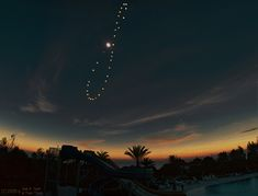 Unless you're an astronomer, you've probably never heard of an analemma. But even if you are one, this might be the first tutulemma you've ever seen.