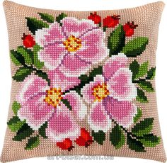 This Pin was discovered by Zer Beaded Cross Stitch, Cross Stitch Rose, Cross Stitch Flowers, Modern Cross Stitch, Cross Stitch Kits, Cross Stitch Designs, Cross Stitch Embroidery, Cross Stitch Patterns, Embroidery Flowers Pattern