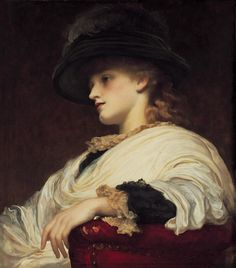 Lord Frederick Leighton- Phoebe.  Art Experience NYC  www.artexperiencenyc.com/social_login/?utm_source=pinterest_medium=pins_content=pinterest_pins_campaign=pinterest_initial