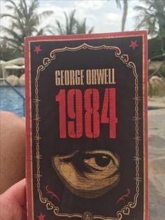 1984 - George Orwell Blijft goed, tijdloos en hopelijk fictie
