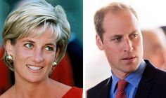 PRINCE William spoke of the pain of grieving for his mother tonight at the 21st anniversary of a charity that Princess Diana helped to found.