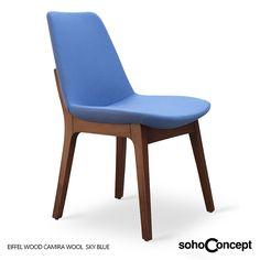 Soho Concept Eiffel Wood Chair, Soho Concept Eiffel | AllModernOutlet.com