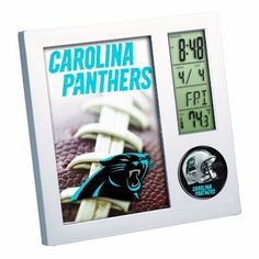 NFL Carolina Panthers Digital Desk Clock -- Be sure to check out this awesome product.