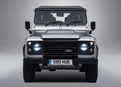 Land Rover 'Defender 2,000,000′ Marks Production Milestone