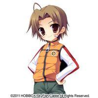 Takuma / 拓真 (たくま) is a character from Midori no Umi / 翠の海 -midori no umi-