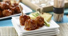 Sweet and Sour Cocktail Meatballs | Make Good