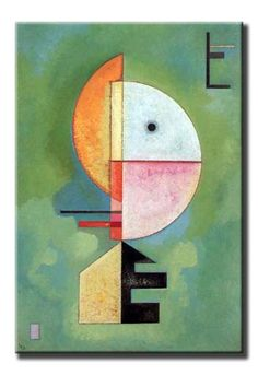 Arriba - Kandinsky