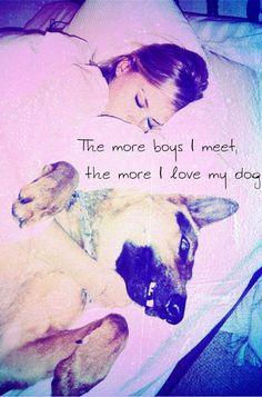 I wish I had a dog....:P