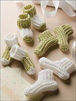 Short Top Socks