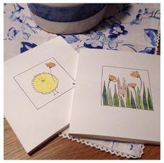 #happyeaster #wobornik #galerieartlet  Happy Easter, illustrated by Stephanie Wobornik