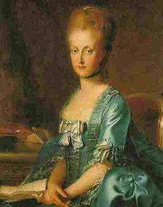 Queen Maria Caroline Luise Josephe Johanna Antonie of Naples & Sicily, Archduchess of Austria, Princess Royal of Hungary & Bohemia, and Princess of Tuscany.