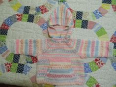 From the book Grammy's Favorite Knits for Baby
