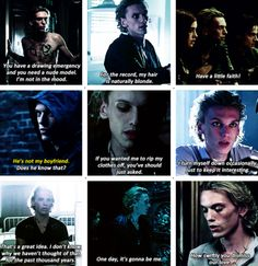 Jace Wayland Quotes | jace wayland morgenstern herondale lightwood | via Facebook
