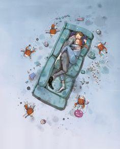 Lisa, Aalborg, Hug You, Cute Drawings, Childrens Books, Illustrators, Book Art, Digital Art, Poster
