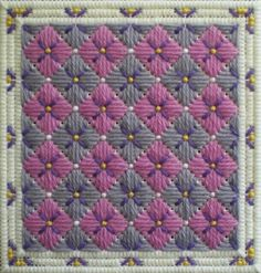 needlepoint stitches | Cheryl C. Fall, Licensed to About.com