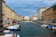 Trieste, Italy in Photos | And Here We Are...