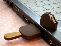 Chocolate Ice Cream Bar USB (8GB)
