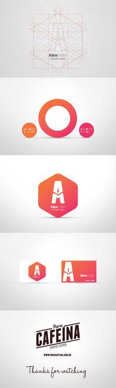 Personal Trainer logo development