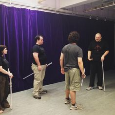 Getting into it during our #acting class part 3. #jedi #lightsaber #starwars #newyorkjedi