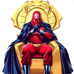 Cobra Commander by Jarreau Wimberly