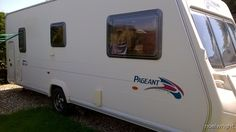 Bailey Bailey Pageant Bretagne, 6 berth Berth, (2007) Used - Good condition Touring Caravans for sale