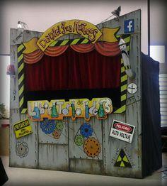 Mybpuppet theater