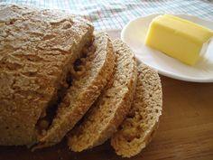 Easy!  Overnight No Knead Yeast Bread.