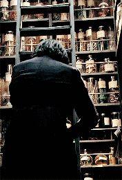 Master Severus Snape                                                                                                                                                     More