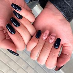 Abstract Art For Coffin Nails With Negative Space ❤ 35+ Magnificent Coffin Nails Designs You Must Try ❤ See more ideas on our blog!! #naildesignsjournal #nails #nailart #naildesigns #nailshapes #coffins #coffinnails #coffinnailshapes