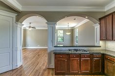 pass through kitchen to living room - Google Search