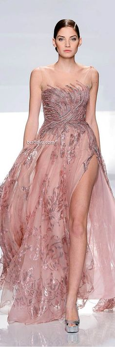 Tony Ward Spring Summer 2013 Couture,fashion,dresses,gowns,pink,glamour,girls,beautiful,gorgeous
